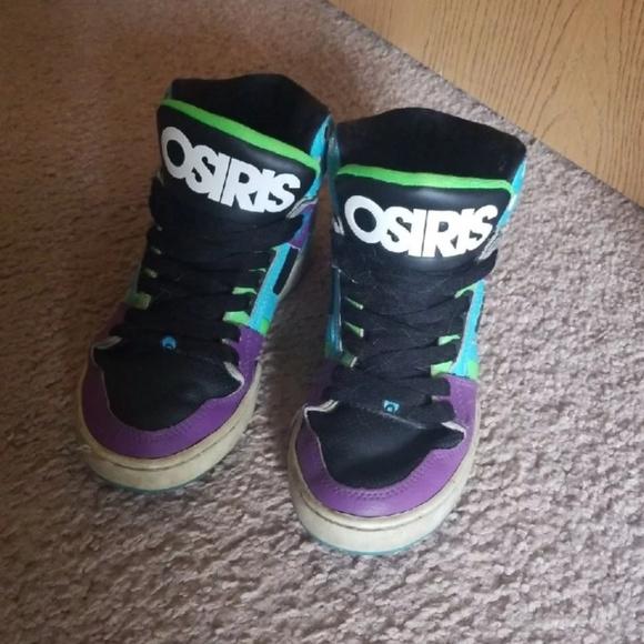 Osiris Shoes | Osiris High Tops Must Go